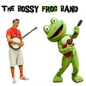 Image result for bossy frog band