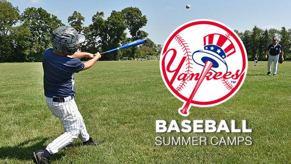 Yankees Baseball Summer Camps Kids Out And About Westchester