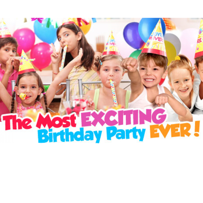 Kids Birthday Parties Stamford Ct